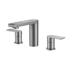 dual handle basin mixer